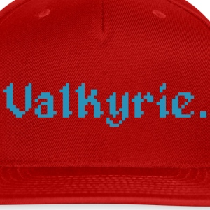 8 Bit Valkyrie Gamer Caps - Snap-back Baseball Cap