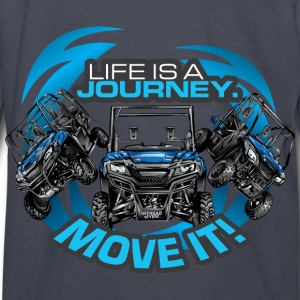 UTV SxS Move It Yamaha Kids' Shirts - Kids' Long Sleeve T-Shirt