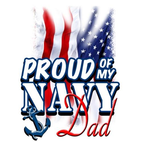 Proud Of My Navy Dad