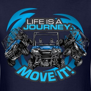 UTV SxS Move It Yamaha T-Shirts - Men's T-Shirt