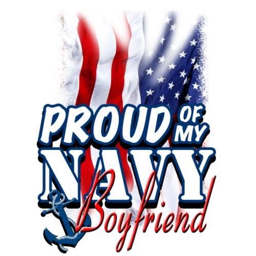 Proud Of My Navy Boyfriend