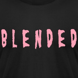 BLENDED by Non Niche T-Shirts - Men's T-Shirt by American Apparel