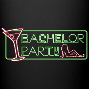 Bachelor Party Mugs & Drinkware - Full Color Mug