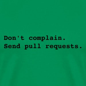 Send pull requests T-Shirts - Men's Premium T-Shirt