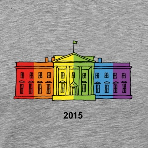 The Rainbow House T-Shirts - Men's Premium T-Shirt