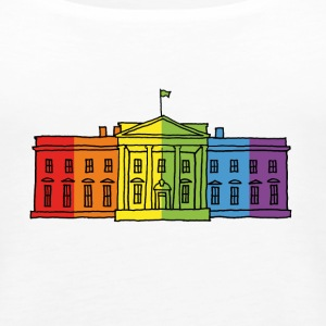The Rainbow House Tanks - Women's Premium Tank Top