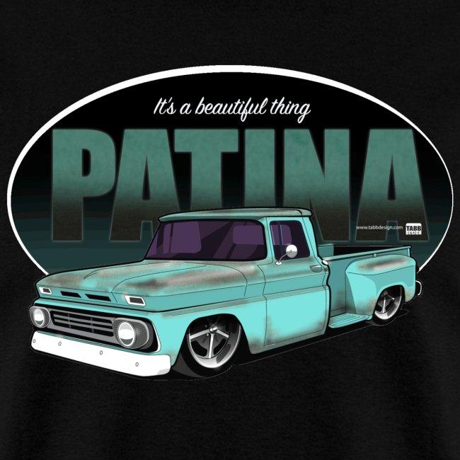 Patina Stepside Pickup PREMIUM ART Tee