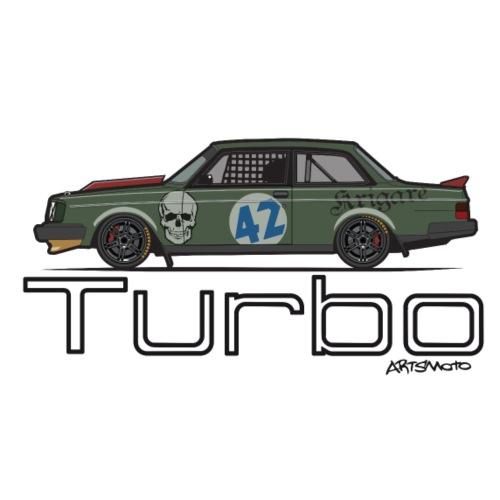 Volvo 240 Turbo Track Car