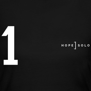 Hope Solo USA Soccer Long Sleeve Shirts - Women's Long Sleeve Jersey T-Shirt