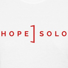 Hope Solo USA Soccer Women's T-Shirts