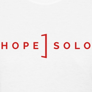 Hope Solo USA Soccer Women's T-Shirts - Women's T-Shirt