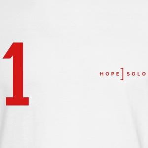 Hope Solo USA Soccer Long Sleeve Shirts - Men's Long Sleeve T-Shirt