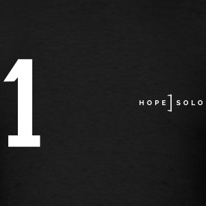 Hope Solo USA Soccer T-Shirts - Men's T-Shirt
