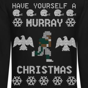 Murray Christmas Long Sleeve Shirts - Crewneck Sweatshirt