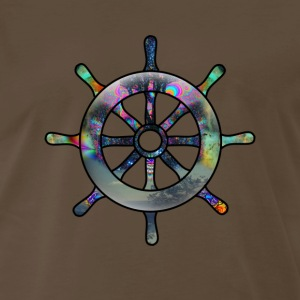 LSD Boat Wheel T-Shirts - Men's Premium T-Shirt