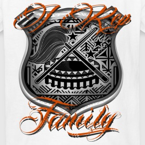Kid's Rep Family O n B - Kids' T-Shirt
