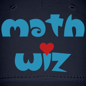 Math Wiz Caps - Baseball Cap