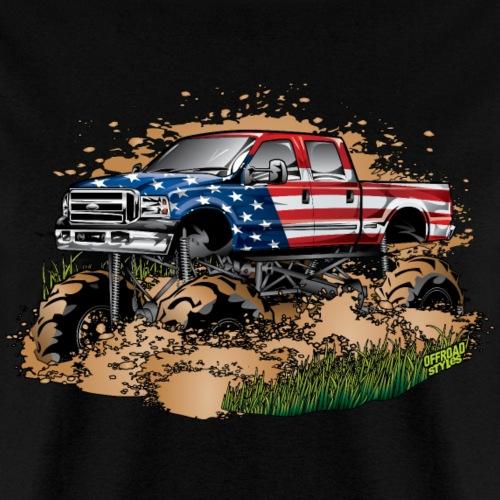 Mega Mud Truck USA
