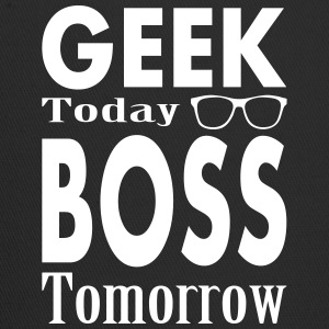 Geek Today Boss Tomorrow Caps - Trucker Cap