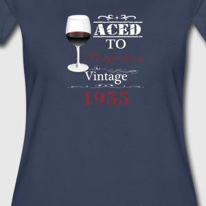 Aged To Perfection 1955 - Women's Premium T-Shirt