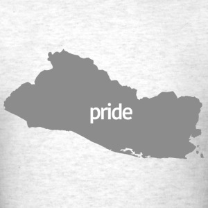 El Salvador pride - Men's T-Shirt