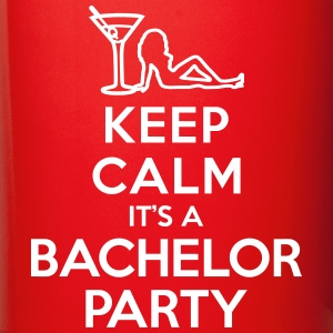 Keep calm It's a bachelor party Mugs & Drinkware - Full Color Mug