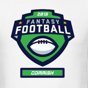 Fantasy Football Commish - Men's T-Shirt