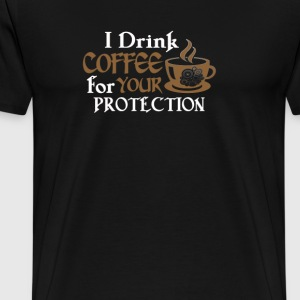 COFFEE DRINKERS - Men's Premium T-Shirt