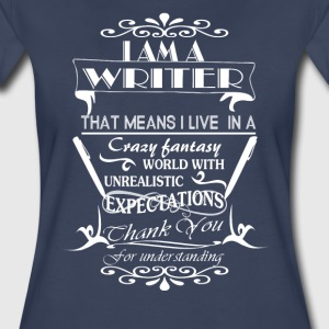 A Writers World - Women's Premium T-Shirt