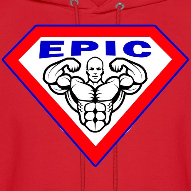 Epic 3 Hoodie