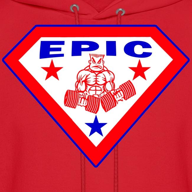 Epic Stars Hoodie