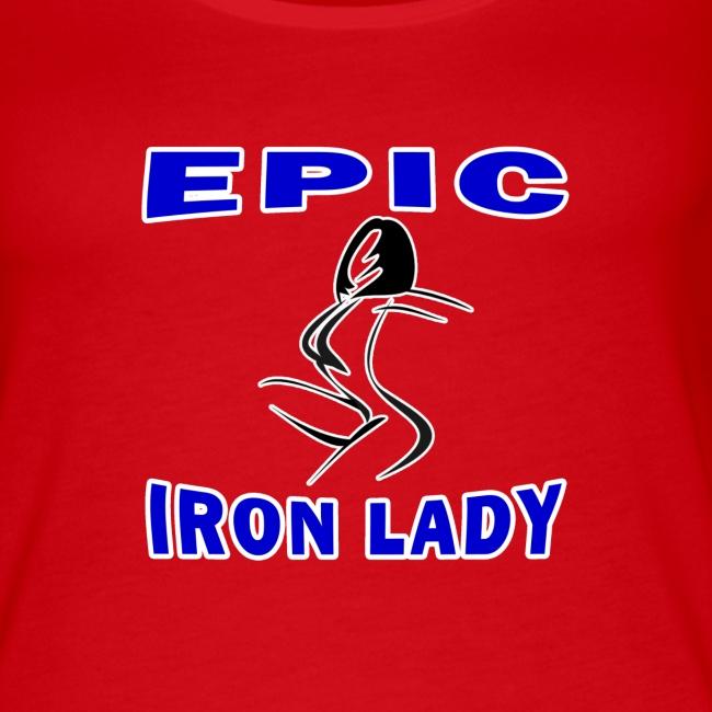 Lady Epic Iron TT 3
