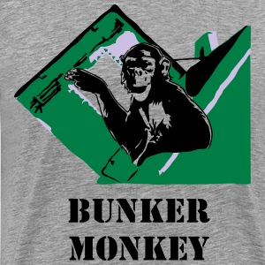 Bunker Monkey - Men's Premium T-Shirt