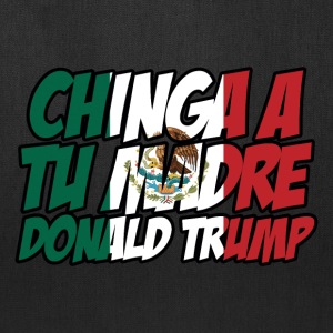 Chinga a tu madre Trump Bags & backpacks - Tote Bag