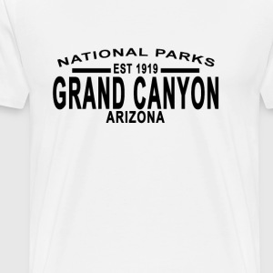 grand_canyon_national_park_ - Men's Premium T-Shirt