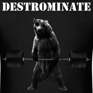Destronimate - Men's T-Shirt