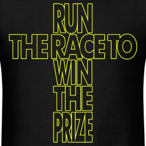 Run to Win - Men's T-Shirt