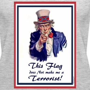 This FLAG...does NOT make me a Terrorist! Tanks - Women's Premium Tank Top