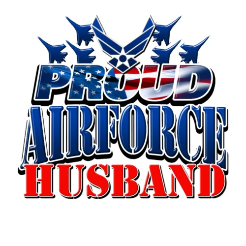 Proud Airforce Husband