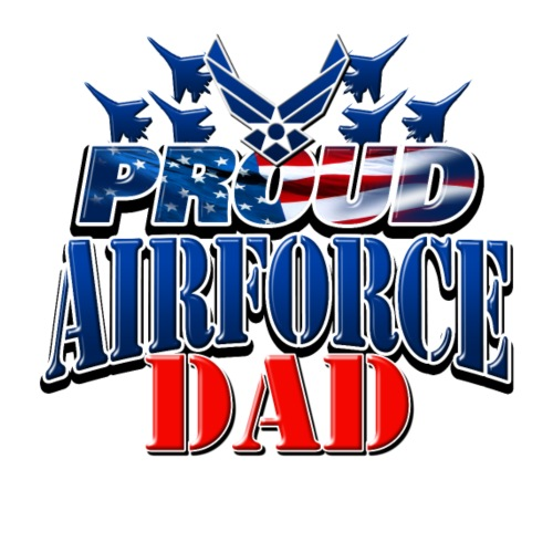 Proud Airforce Dad
