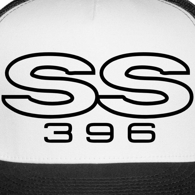 Chevy SS 396 emblem