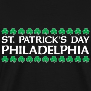 St. Patrick's Day Philadelphia Irish  T-Shirts - Men's Premium T-Shirt