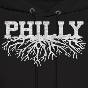 My Philly Roots Rooted Hoodies - Men's Hoodie