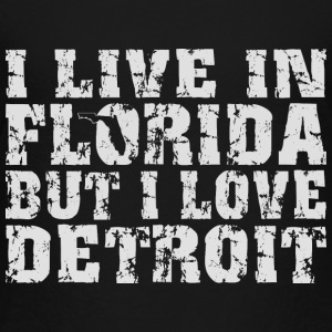 Live Florida Love Detroit Pride Baby & Toddler Shirts - Toddler Premium T-Shirt