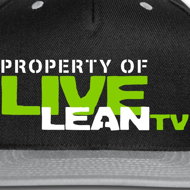 Live Lean TV Hat