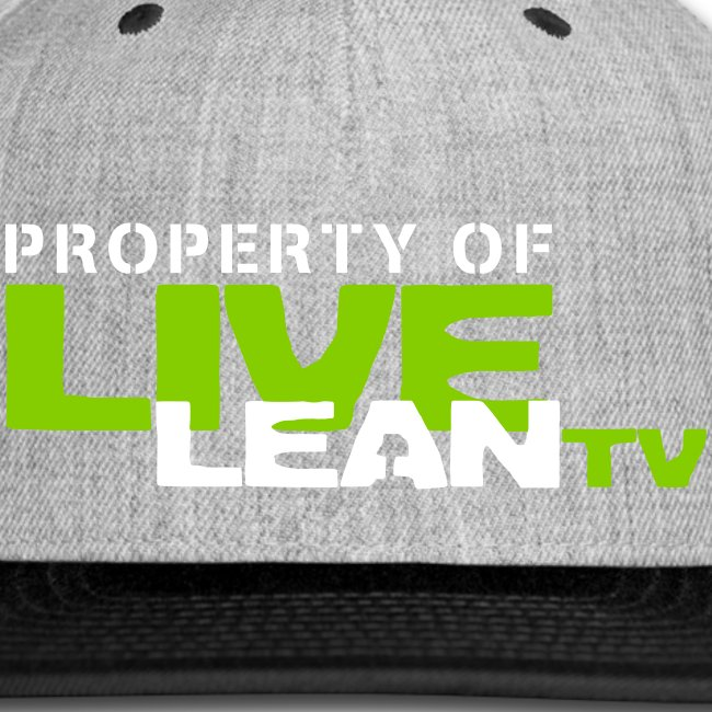 Live Lean TV Hat