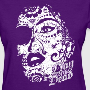 Sugar Lady Day of the Women's T-Shirts - Women's T-Shirt