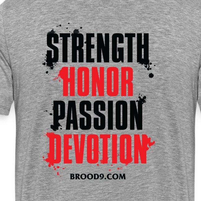 Brood 9 MMA Shirt