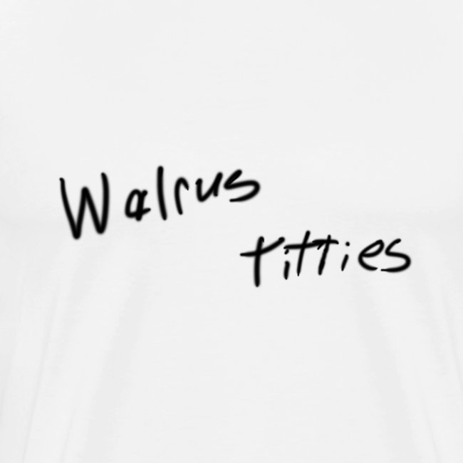 Mens' Walrus Titties