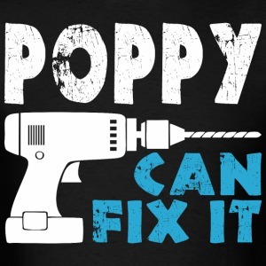 Poppy Can Fix It - Men's T-Shirt